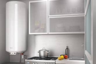 Chauffe-eau électrique ACI hybride Essentiel vertical mural