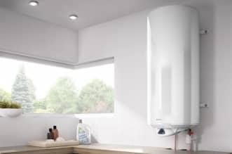 Chauffe-eau électrique ACI hybride intelligent Prodigio Vertical Mural