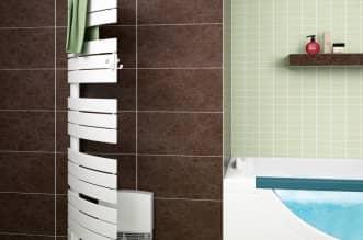 Radiateur sèche-serviettes Venise Pivotant Ventilo Triple Confort Système
