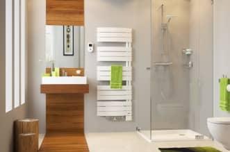 Radiateur sèche-serviettes Venise Ventilo Triple Confort Système