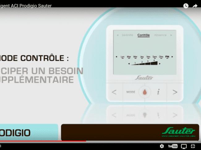 Chauffe eau aci hybride intelligent prodigio vertical for Sauter prodigio 300 l
