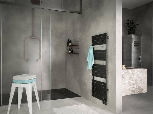 radiateur s che serviette eau chaude et lectrique quelles diff rences. Black Bedroom Furniture Sets. Home Design Ideas
