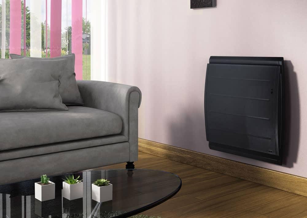 radiateur connect inertie fonte bol ro horizontal confort sauter. Black Bedroom Furniture Sets. Home Design Ideas