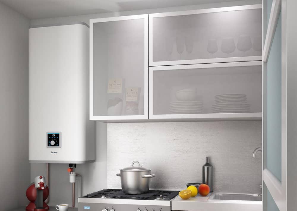 chauffe eau lectrique plat guelma confort sauter. Black Bedroom Furniture Sets. Home Design Ideas