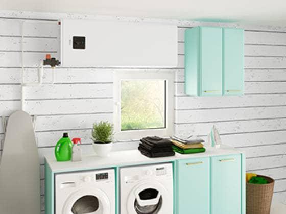 chauffe eau gain de place chauffe eau electrique gain de place maison design 4 chauffe eau. Black Bedroom Furniture Sets. Home Design Ideas