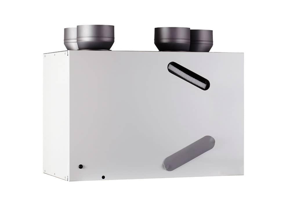 Vmc double flux caisson volume chauff panega confort sauter for Vmc double flux sauter