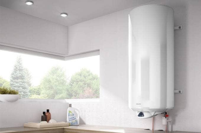 Chauffe eau aci hybride intelligent prodigio vertical for Chauffe eau mural