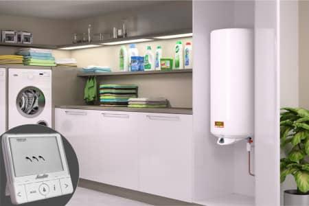 Prodigio le chauffe eau intelligent et conomique for Sauter prodigio 300 l