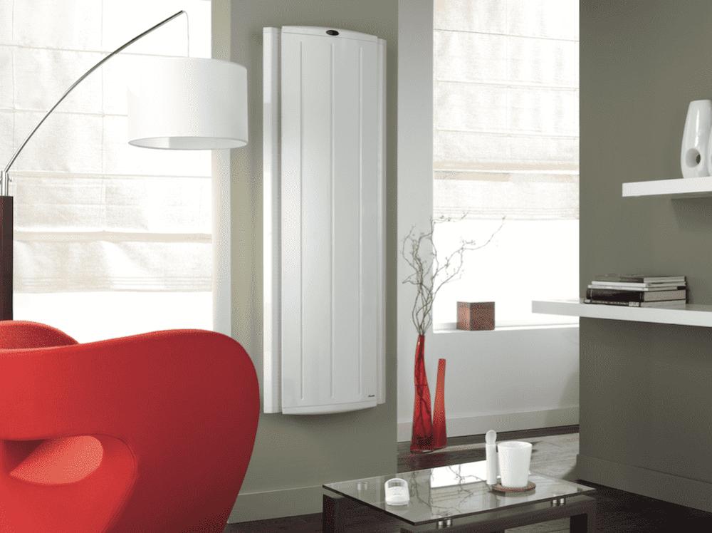 Bolero vertical radiateur électrique