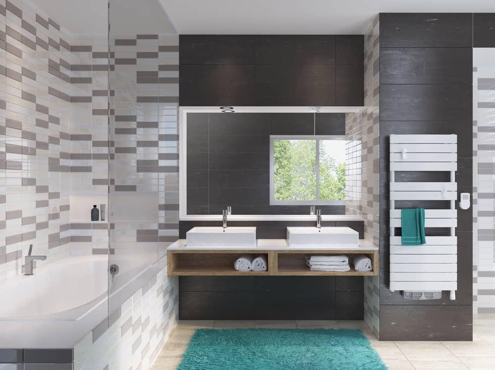s che serviettes venise ventilo pivotant confort sauter. Black Bedroom Furniture Sets. Home Design Ideas