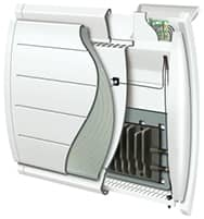 Différentes technologies radiateurs - Sauter