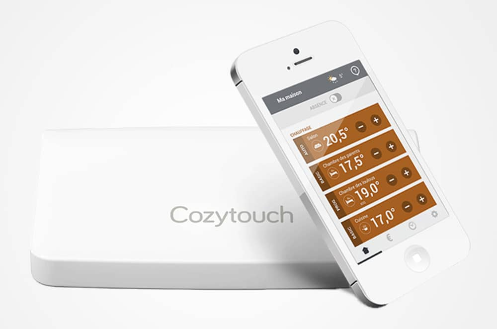 FAQ Univers Cozytouch