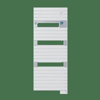 Radiateur sèche-serviettes Classic blanc Asama 750W