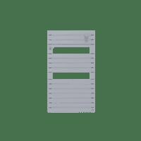 Radiateur sèche-serviettes eau chaude acier Asama 510W