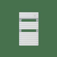 Radiateur sèche-serviettes eau chaude blanc Asama 510 W