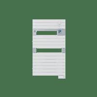 Radiateur sèche-serviettes ventil 3CS blanc Asama 1500W