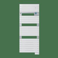 Radiateur sèche-serviettes ventil 3CS blanc Asama 1750W