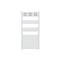 Radiateur sèche-serviettes eau chaude Marapi 453W
