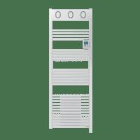 Radiateur sèche-serviettes eau chaude Marapi Ventilo 1750 W