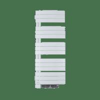 Radiateur sèche-serviettes Venise Pivotant Ventilo blanc 1750  W