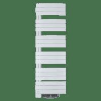 Radiateur sèche-serviettes Venise Pivotant Ventilo blanc 2000  W
