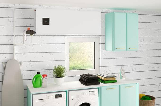 chauffe eau lectrique plat atami confort sauter. Black Bedroom Furniture Sets. Home Design Ideas