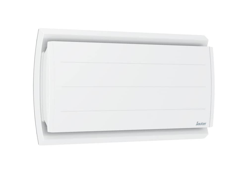 Radiateur chaleur douce inertie programmable bol ro bas - Tablette au dessus d un radiateur ...