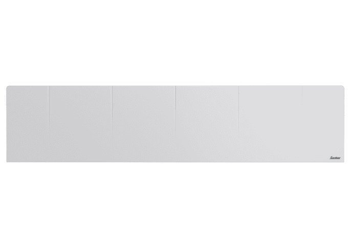 radiateur plinthe electrique inertie amazing panneau rayonnant plinthe tls with radiateur. Black Bedroom Furniture Sets. Home Design Ideas