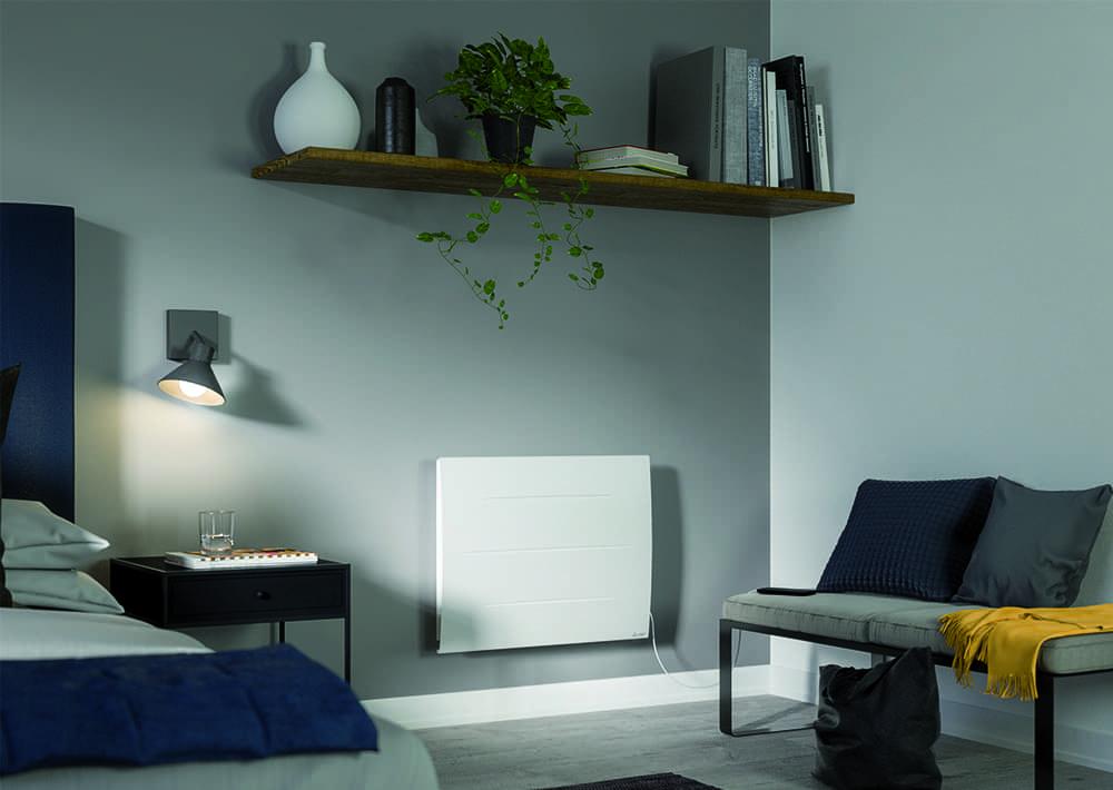 radiateur lectrique inertie s che sibayak prise d 39 alimentation usb pour charger son smartphone. Black Bedroom Furniture Sets. Home Design Ideas
