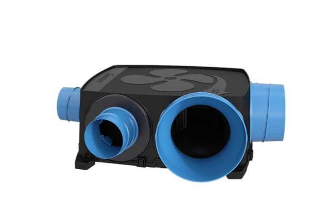 Vmc simple flux hygror glable gauli basse consommation for Ventilation simple flux hygroreglable