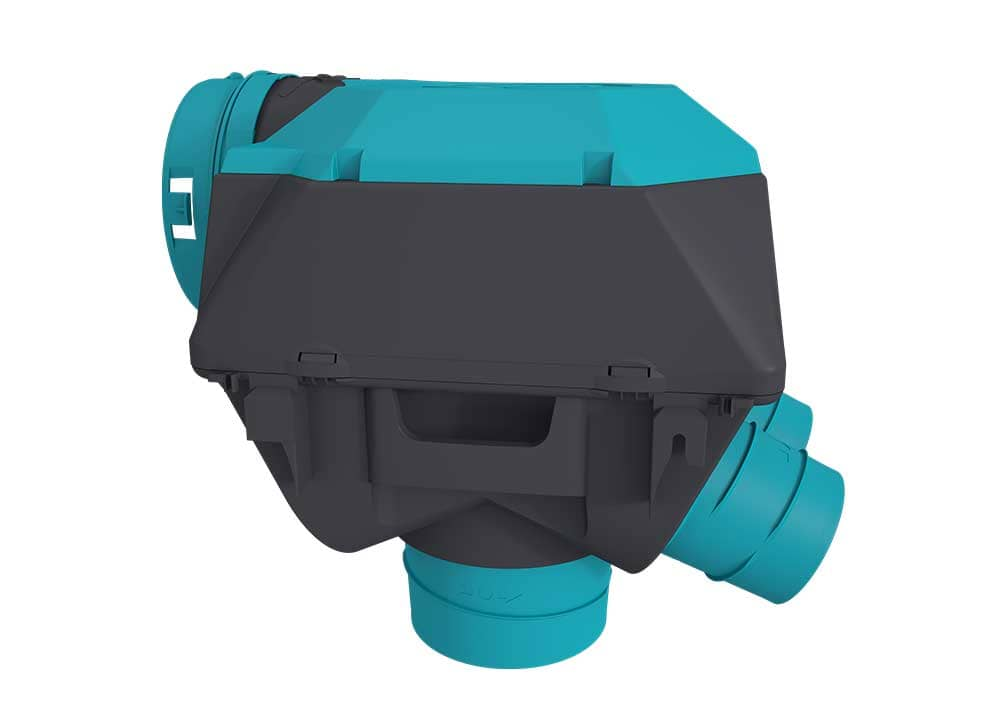 Vmc simple flux hygror glable gauli basse consommation kit for Ventilation simple flux hygroreglable