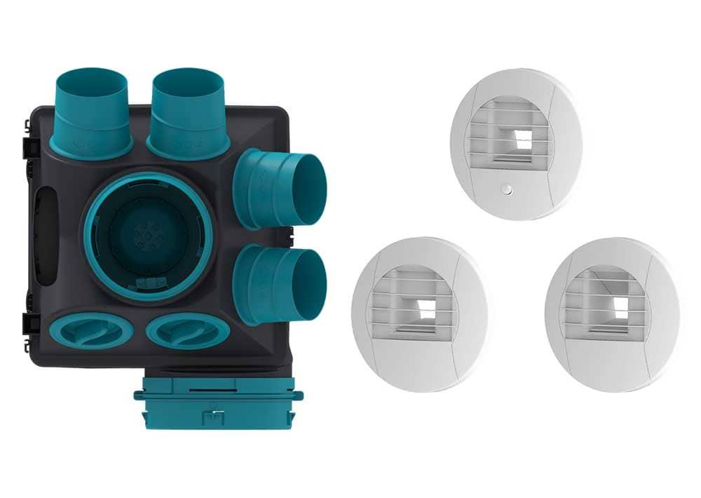 vmc simple flux hygror glable gauli basse consommation kit. Black Bedroom Furniture Sets. Home Design Ideas