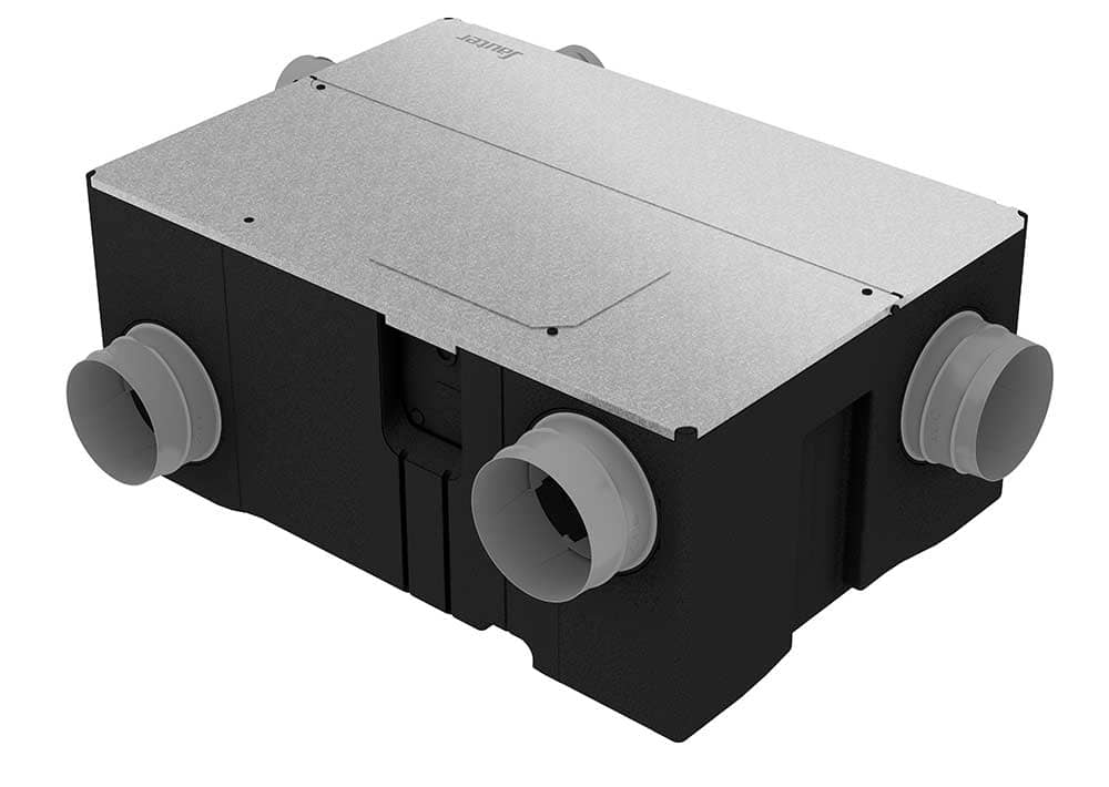 vmc double flux haut rendement gorner kit confort sauter. Black Bedroom Furniture Sets. Home Design Ideas